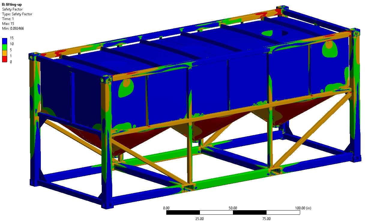 Feamax Case Show Of Finite Element Analysis Fea Projects